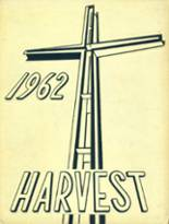1962 Yearbook Wahlert High School