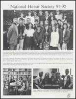 1992 Arlington High School Yearbook Page 82 & 83