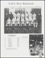 1992 Arlington High School Yearbook Page 116 & 117