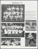 1992 Arlington High School Yearbook Page 138 & 139