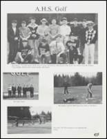 1992 Arlington High School Yearbook Page 144 & 145