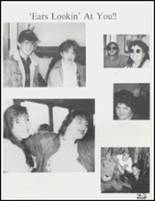 1992 Arlington High School Yearbook Page 154 & 155