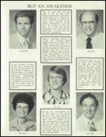 1978 Valley Christian High School Yearbook Page 14 & 15