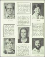 1978 Valley Christian High School Yearbook Page 18 & 19