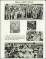 1978 Valley Christian High School Yearbook Page 32 & 33
