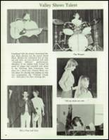 1978 Valley Christian High School Yearbook Page 90 & 91