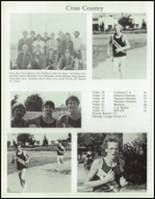 1978 Valley Christian High School Yearbook Page 124 & 125