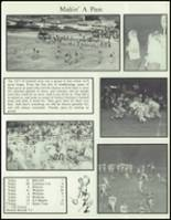 1978 Valley Christian High School Yearbook Page 126 & 127