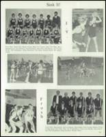 1978 Valley Christian High School Yearbook Page 128 & 129