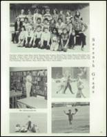 1978 Valley Christian High School Yearbook Page 156 & 157