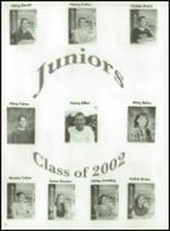 2001 Johnson Bayou High School Yearbook Page 14 & 15