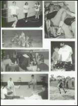 2001 Johnson Bayou High School Yearbook Page 18 & 19