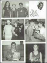 2001 Johnson Bayou High School Yearbook Page 20 & 21