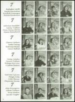 2001 Johnson Bayou High School Yearbook Page 22 & 23