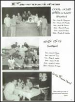 2001 Johnson Bayou High School Yearbook Page 24 & 25