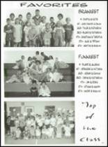 2001 Johnson Bayou High School Yearbook Page 26 & 27