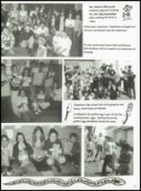 2001 Johnson Bayou High School Yearbook Page 30 & 31