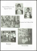 2001 Johnson Bayou High School Yearbook Page 36 & 37