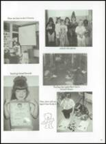 2001 Johnson Bayou High School Yearbook Page 38 & 39