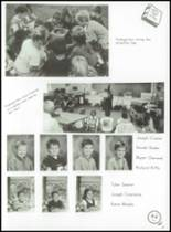 2001 Johnson Bayou High School Yearbook Page 40 & 41