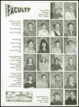 2001 Johnson Bayou High School Yearbook Page 42 & 43