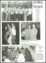 2001 Johnson Bayou High School Yearbook Page 44 & 45