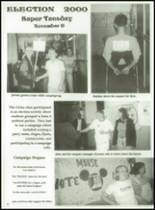 2001 Johnson Bayou High School Yearbook Page 46 & 47