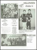 2001 Johnson Bayou High School Yearbook Page 50 & 51