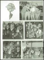 2001 Johnson Bayou High School Yearbook Page 58 & 59