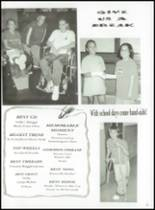 2001 Johnson Bayou High School Yearbook Page 60 & 61