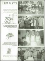 2001 Johnson Bayou High School Yearbook Page 62 & 63