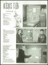 2001 Johnson Bayou High School Yearbook Page 64 & 65