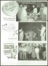 2001 Johnson Bayou High School Yearbook Page 68 & 69