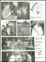 2001 Johnson Bayou High School Yearbook Page 72 & 73