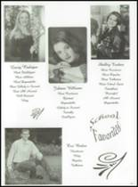 2001 Johnson Bayou High School Yearbook Page 76 & 77