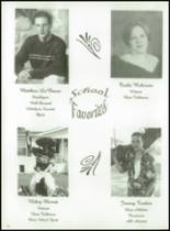 2001 Johnson Bayou High School Yearbook Page 78 & 79