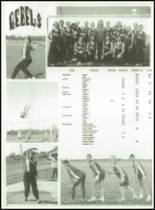 2001 Johnson Bayou High School Yearbook Page 80 & 81