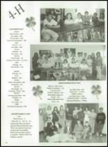 2001 Johnson Bayou High School Yearbook Page 84 & 85
