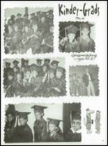 2001 Johnson Bayou High School Yearbook Page 88 & 89