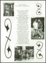 2001 Johnson Bayou High School Yearbook Page 102 & 103