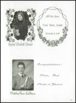 2001 Johnson Bayou High School Yearbook Page 106 & 107
