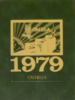 1979 Yearbook Overlea High School