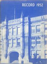 1952 Yearbook Commerce High School
