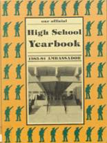 1984 Yearbook Adlai E. Stevenson High School