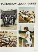 1983 Bakersfield High School Yearbook Page 10 & 11