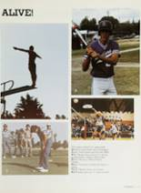 1983 Bakersfield High School Yearbook Page 12 & 13