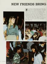 1983 Bakersfield High School Yearbook Page 16 & 17