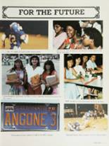 1983 Bakersfield High School Yearbook Page 18 & 19