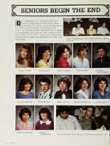 1983 Bakersfield High School Yearbook Page 20 & 21