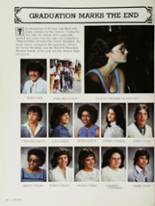 1983 Bakersfield High School Yearbook Page 24 & 25